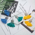 Women Fashion Tassel Earrings Boho Retro Style Earrings Vintage Earrings Tassel