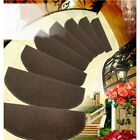 Door Sector Mats Household Stair Treads Step Carpet Non-slip Step Rugs NV