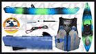 Wilderness Systems Aspire 100 Kayak Galaxy  Deluxe Package