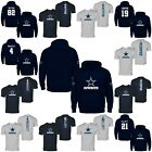 Dallas Cowboys Prescott, Elliott, Cooper, Witten hoodie & t-shirt collection $17.49 USD on eBay