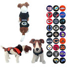 NFL Dog Harness Vest Mesh Hood for Dogs Puppy Fan Gear Game Pick From 30 Teams $22.99 USD on eBay