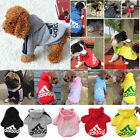 Pet Supplies - Winter Casual Adidog Pet Dog Clothes Warm Hoodie Coat Jacket Clothing For Dogs