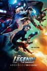 DC's Legends of Tomorrow season 1 Their Time is Now TV SHOW Poster Prints