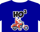 Christmas T Shirt - up to 5XL Ho 3 Christmas jumper tree star gift