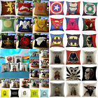 Marvel Superhero Game of Thrones Pillow Cases Cushion Cover Home Sofa Room Decor $6.22 AUD