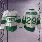 St Pats 29 William Nylander 2017 Toronto Maple Leafs White Hockey Jersey