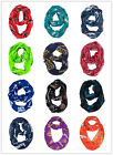 NFL Sheer Infinity Logo Scarf  -- Pick Your Team Dallas Cowboys Seahawks Raiders $15.88 USD on eBay