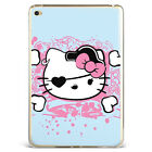 Cute Hello kitty Fancy Heart Soft Silicone Case Cover For Samsung iPad A08D89