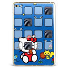 Hello Kitty Mini Mouse Blue Soft Silicone Case Cover For Samsung Ipad A08d119