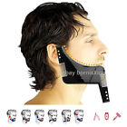 Beard Styling Shaping Shaving Template Tool Trimming Comb for Lines & Symmetry