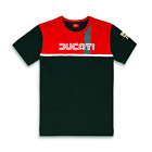 DUCATI IOM Isle of Man Retro kurzarm T-Shirt NEU 2018 !!
