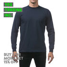 PROCLUB PRO CLUB MENS CASUAL LONG SLEEVE T SHIRT HEAVYWEIGHT SHIRTS BIG AND TALL