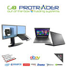"""TRADING LAPTOP PC - INTEL i5 / 24"""" SCREEN X1 / FREE DELIVERY"""