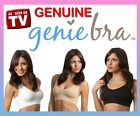GENUINE 3 Pack x Genie Bras with FREE Removable PADS