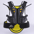 Motocross Chest Back Protector Racing Protective Body Armor Vest Motorcycle Bike