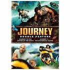 Journey To The Center Of The Earth/Mysterious Island (DVD, 2014, 2-Disc Set) NEW