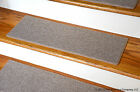 Carpet Stair Treads - Beige  (13) Choose Your Size