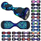12 wheel skateboard - Cool Self-Balancing Two-Wheel Scooter Skin Cover Hover Skate Board Sticker 6.5