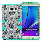 Shockproof Rubber Hybrid Fashion Hard Case Tough Cover For Samsung Galaxy Phones