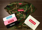 FOR SUPREME BOX embroidery LOGO Classic pure color cotton T-shirt shirt S-XXL