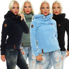 New Women Long Sleeve Slim Casual Hooded Pullover Hoodies Draw Cord classic Hood