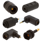Fiber Optic (TosLink) Audio Adapters Brand NEW USA
