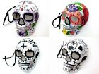Sugar Skull Masquerade Party Day of the Dead D? de Muertos Skeleton Mask