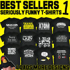 Funny Men's T-Shirts novelty t shirts tee joke clothing shirt gift birthday...