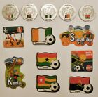 Decor Magnets Football Africa South Africa Africa Football