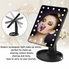 light up makeup - 21 LED Touch Screen Makeup Mirror Tabletop Vanity Light Up Mirror Cosmetic FG US