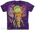 Russo Elephant T-Shirt from The Mountain - Adult S - 5X