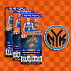 New York Knicks Ticket Style Custom Sports Party Invitations on eBay