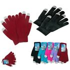 6~60 Magic Winter Touch Screen Gloves Smart Phone Tablet Mitten Wholesale Lot