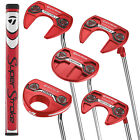 New TaylorMade TP Red Collection Putter - Pick Style and Length Super Stroke RH