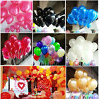 100pcs Colorful Latex Balloon Celebrate Party Wedding Birthday Decoration 10inch