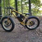 Pedalease Big Cat 1500w 48v 17ah Electric Fat tire Mountain Bike 21 speed Disc