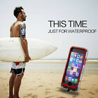 Waterproof Phone Case Full Body Arm-Band Underwater Diving For iPhone 6 7 8 Plus
