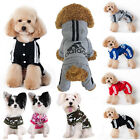 Jackets For Puppies Cute Puppy Dogs Cat Hoodie Coat Discount Sweater Camouflage