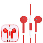 3.5mm Earbuds Earphones Headphones Headsets For iPhone and Samsung Remote &amp; Mic  <br/> Compatible with any device utilizing the 3.5 MM jack