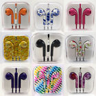 New Generic Earbuds Earphones Headphones For Iphone 6-6s-5-6+ With Remote & Mic