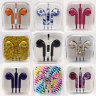 3.5mm Earbuds Earphones Headphones Headsets For iPhone 6-6S-5-6+ Far-away & Mic