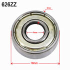 10*Deep Groove Ball Bearing606/608/623/624/625/626/688/698/6000/6001ZZ Miniature