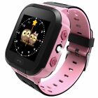 New Anti-lost Tracker Wrist Watch Camera SOS Call real-time Smart Watch NEW