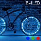 LED Light Tube for Bike Bicycle Wheels Pack of 2 Safety Lights Waterproof 216cm