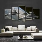 Star Wars Imperial Star Destroyers 5 Piece Canvas Wall Art Print $37.31 CAD