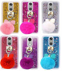 Bling Sparkle Dynamic Glitter Moving Star Liquid Soft Case for Samsung S8 note 8 $5.09 USD
