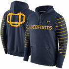 mens S/M/L Nike Therma Fit Oregon Ducks sideline webfoots player hoody web foots
