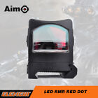 Aim-O  Adjustable LED RMR Red Dot Sight 3.25 MOA Optical Sight For Airsoft Gun