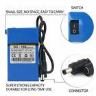 4800MAH DC 12V Super Large Capacity Rechargeable Li-ion Battery For Camera LC