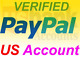 I Will Give You 100% USA Verified Paypal Account